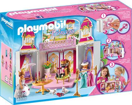 Playmobil City Life Cofre palau reial