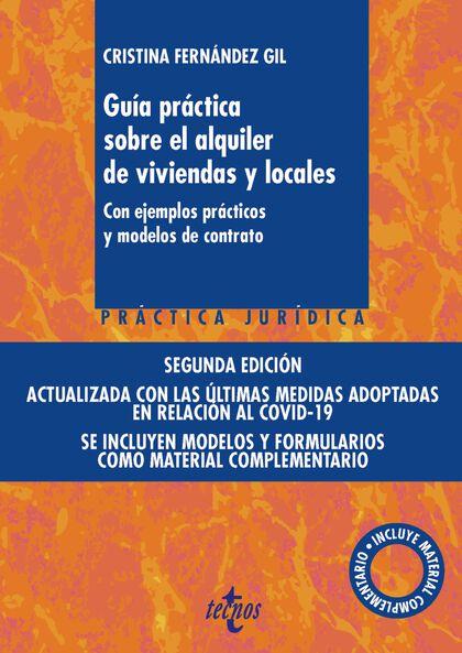 Guía práctica sobre el alquiler de viviendas y locales