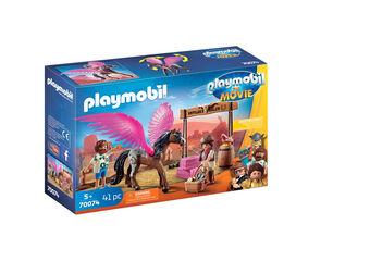 Playmobil The Movie María y caballo con alas