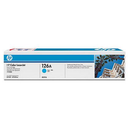 Tóner HP Laserjet Pro CP1025 Cian