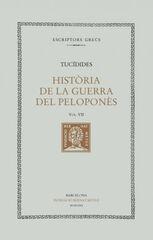 Història de la Guerra del Peloponès, vol