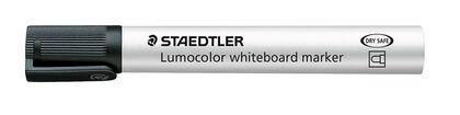 Rotulador Pizarra Lumocolor 351 Negro 10 unidades