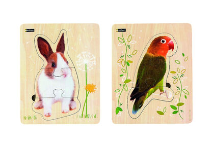 Puzzle Nathan Animales