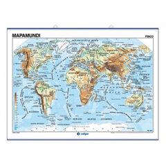 Edigol mfp/mapamundi/140x100