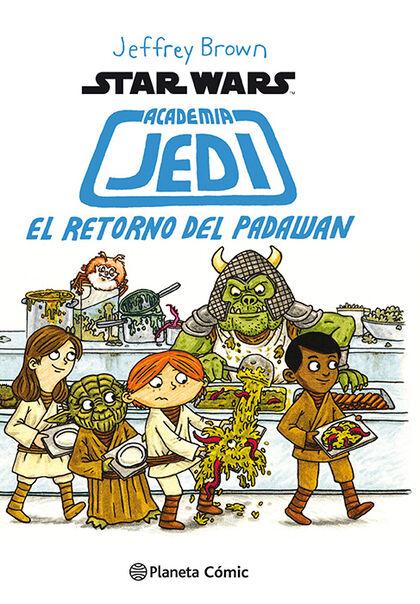 Star Wars Academia Jedi Núm. 02/02