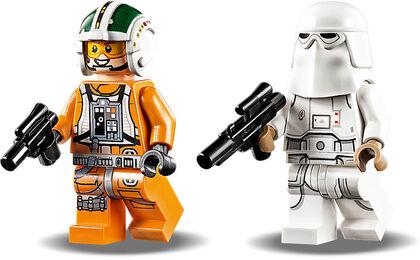 LEGO Star Wars  Speeder de Nieve (75268)