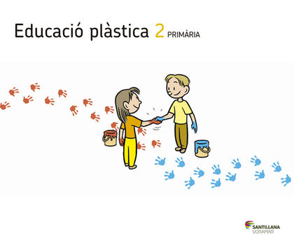 Plàstica/Camins Saber PRIMÀRIA 2 Voramar Text 9788498074307