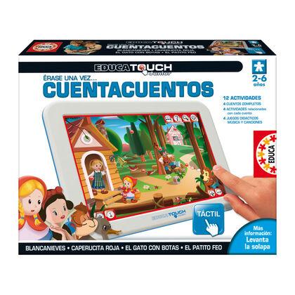 Tabla táctil Educa Touch Junior Cuenta cuentos