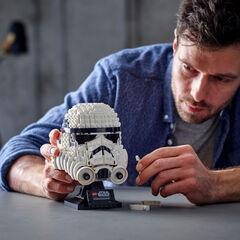 LEGO Star Wars Casco soldado de asalto (75276)