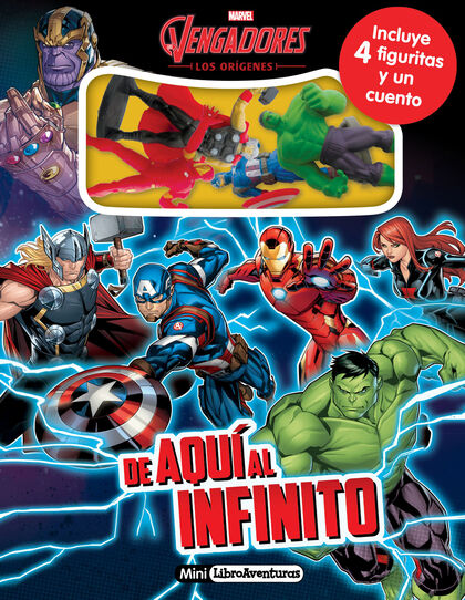 Los Vengadores. Mini-Libroaventuras