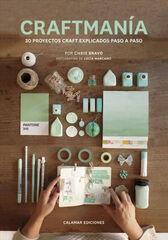 Craftmanía: 30 proyectos craft explicado