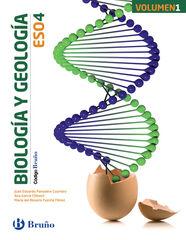 Biología y geología (3)/Código ESO 4 Bruño Text 9788469613108