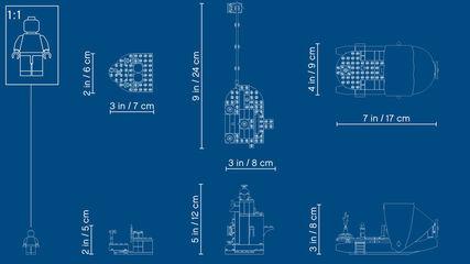 LEGO Trolls  Aventura en Balsa en Lonesome Flats (41253)