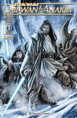 Star Wars Obi-Wan and Anakin 1