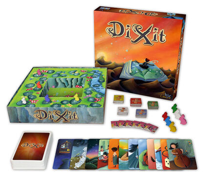 Dixit Classic Asmodee