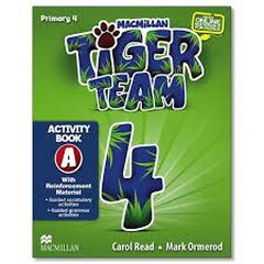 MCM E4 Tiger/Activity A Macmillan-Text 9780230431188