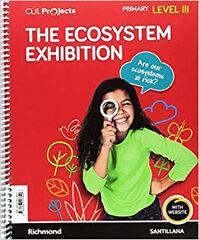Ecosystem/3 PRIMÀRIA 5 Santillana Text 9788468043890