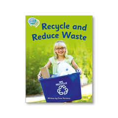 TA L 30+ RECYCLE AND REDUCE WASTE Macmillan 9781420241532