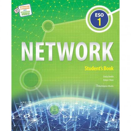NETWORK ESO 1. STUDENT'S BOOK Burlington 9789925303113