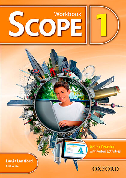 OUP Scope 1/WB+Onl Oxford LG 9780194506069