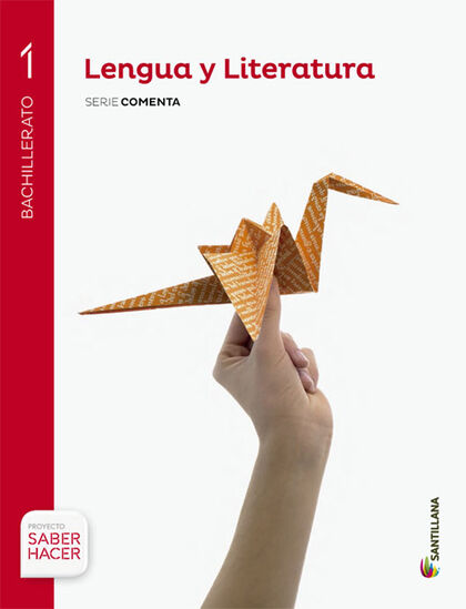 LENGUA Y LITERATURA 1º BACHILLERATO Santillana Text 9788468003870