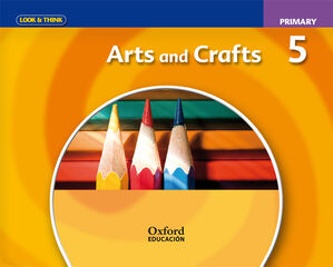 OUP E5 Arts & crafts 2E Oxford 9788467357899