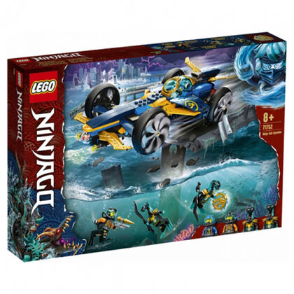 Lego Ninjago Submarí Amfibi Ninja