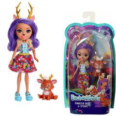 Nina Mattel Enchantimals Danesa Deer