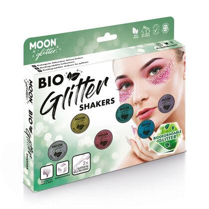 Kit de maquillajeMoonCreationsBio purpurina 6U