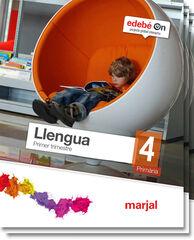 LLENGUA TALENTIA 4º PRIMARIA Marjal 9788483484319