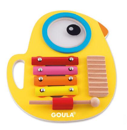 Tiki musical Goula 3 en 1