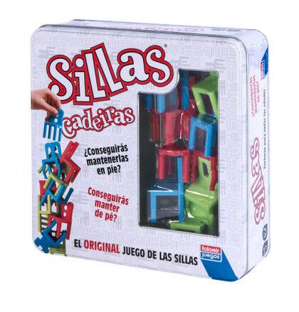 Juego de agilidad Falomir Sillas de colores