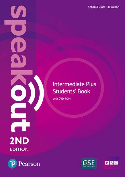PESR Speakout INT Plus 2E/SB+DVDR Pearson 9781292241531