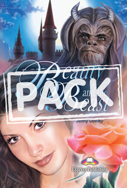 EP CR12 CD Beauty and the beast/Pack Express Publishing 9781842161500