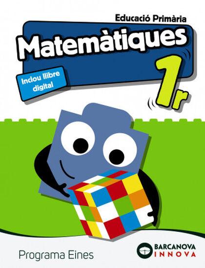 Matemàtiques/Eines PRIMÀRIA 1 Barcanova Text 9788448947965