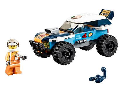 LEGO City Coche rally desierto (60218)