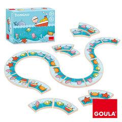Domino Mar Semicircular Goula