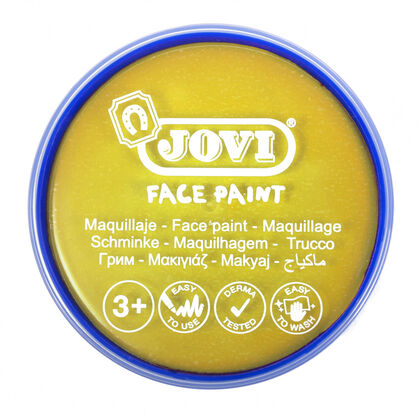 Maquillaje en crema Jovi 20 ml Amarillo