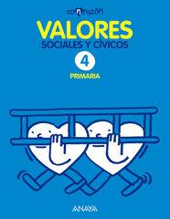 ANIB E4 Valores sociales y cívicos/15 Anaya Text 9788467878622
