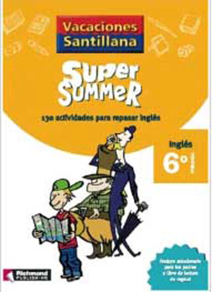 VACANCES NEW SUMMER 6È PRIMARIA Richmond 9788466823081