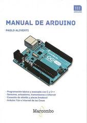 El manual de Arduino
