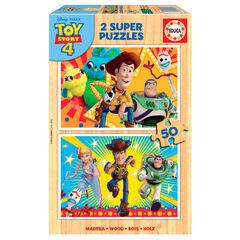Puzzle Educa Toy Story 4 2U