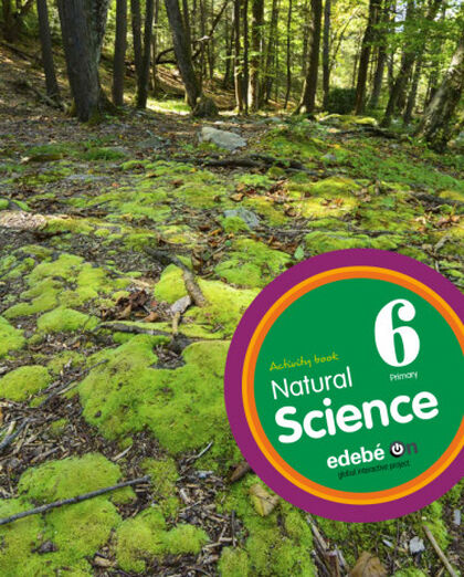 NATURAL SCIENCE ACTIVITY BOOK 6º PRIMARIA Edebé 9788468323770