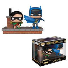 FunkoPOP! 80 Aniversario Batman Y Robin (1964)