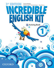OUP E1 Incredible English Kit 3E/AB Oxford 9780194443630