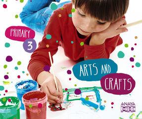 Arts&Crafts PRIMÀRIA 3 Anaya Text 9788467848298