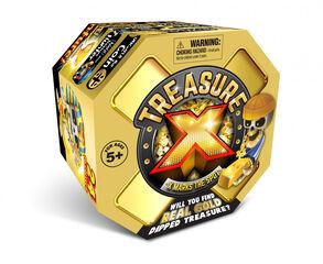Caja Famosa Treasure X Surtidos