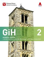 Geografia i història/GiH ESO 2 Vicens Vives 9788468235929