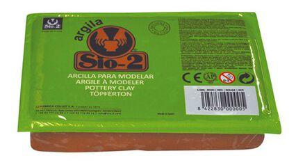 Arcilla Abacus Marrón 1500 gr