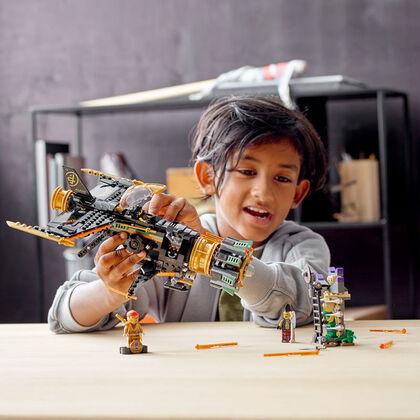 LEGO Ninjago Destructor de Roca (71736)